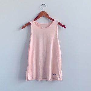 Nike Dri Fit Pink Take Top **imperfections**